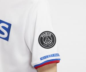 T-shirt Jordan x PSG Blanc