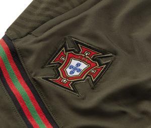 Pantalon Entraînement Portugal Strike Vert Junior
