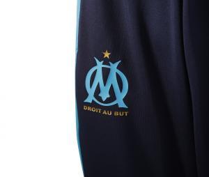Pantalón de Entrenamiento OM Azul Mujer