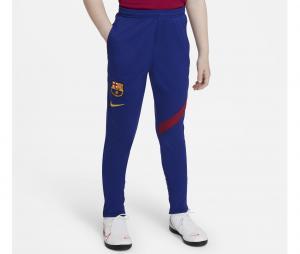 Pantalon Barça Academy Pro Bleu Junior