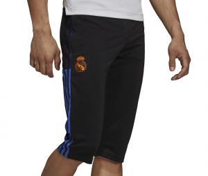 Pantalon Entraînement 3/4 Real Madrid Noir