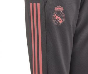 Pantalon Entraînement Real Madrid Gris Junior