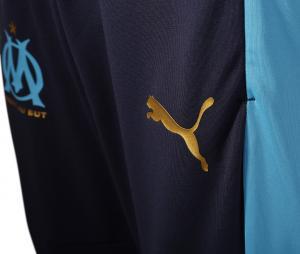Pantalón de Entrenamiento OM Azul Júnior