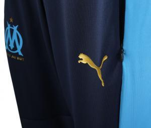 Pantalón de Entrenamiento OM Pro Azul Júnior
