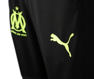 OM Training Pro Kid's Football Pants Black