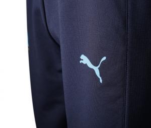 OM Training Pro Woman's Football Pants Blue