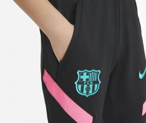 Pantalon Entraînement Barça Strike Noir Junior