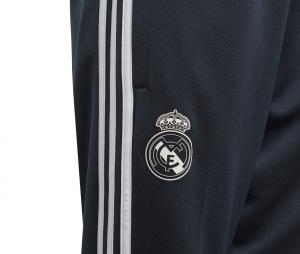 Pantalon Entraînement Real Madrid Bleu Junior