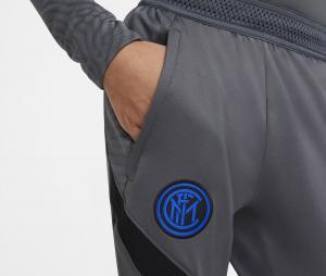 Pantalon Entraînement Inter Milan Strike Gris Junior