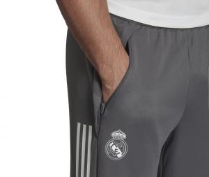 Pantalon Entraînement Real Madrid Gris