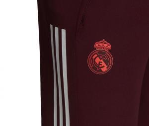 Pantalon Entraînement Real Madrid Rouge
