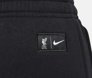 Pantalon Liverpool Fleece Noir Junior