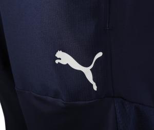 OM Stadium Men's Football Pants Blue