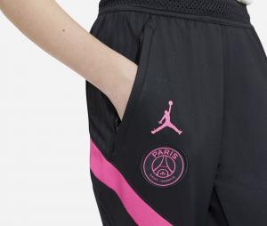 Pantalon Entraînement 3/4 Jordan x PSG Strike Noir 3/4 Junior