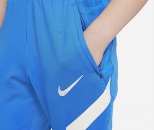 Pantalon Entraînement Barça Strike Bleu Junior
