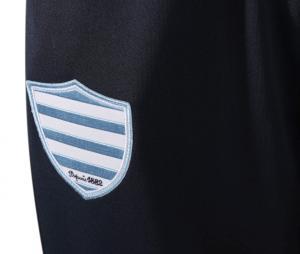 Pantalon Entraînement Racing 92 Bleu