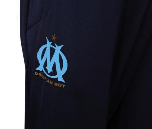 Pantalon OM Warm Up Bleu
