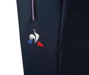 Pantalon Le Coq Sportif Bleu