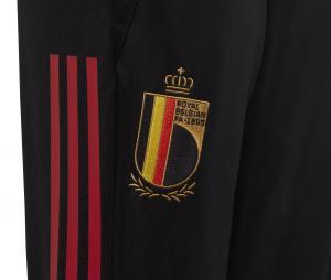 Pantalon Entraînement Belgique Noir Junior