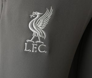 Pantalon Entraînement Liverpool Gris