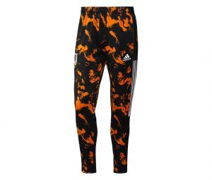 Pantalon Entraînement Juventus Graphic Noir/Orange