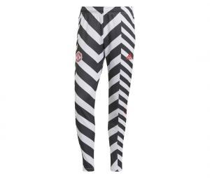 Pantalon Manchester United Graphic Blanc/Noir