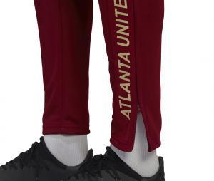 Pantalon Atlanta United FC Travel Rouge