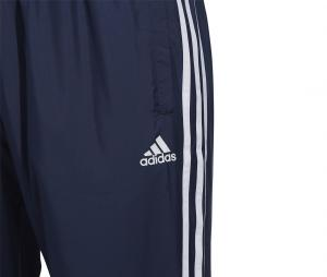 Pantalon coupe-vent adidas 3-Stripes Bleu