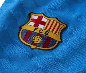 Pantalon Entraînement Barça Elite Bleu