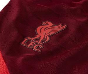 Pantalon Entraînement Liverpool Elite Rouge