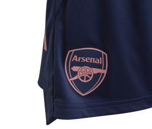 Short Entraînement Arsenal Bleu Junior
