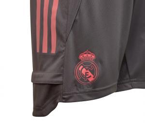 Short Entraînement Real Madrid Gris Junior