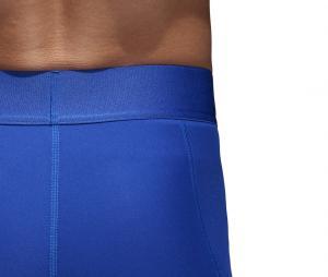Sous-Short Compression adidas Alphaskin Bleu