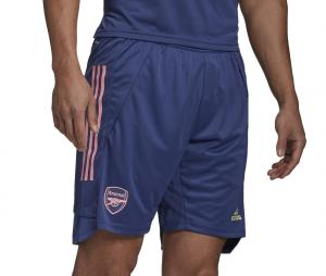 Short Entraînement Arsenal Bleu