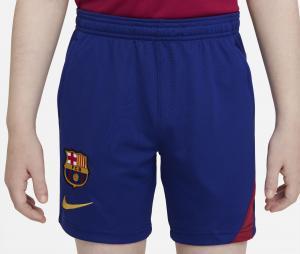 Short Barça Academy Pro Bleu Junior