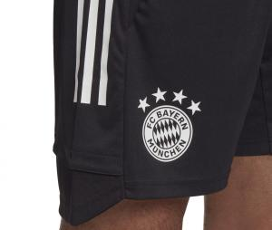 Short Entraînement Bayern Munich Noir