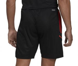 Short All Blacks Rugby Gym Noir