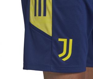 Short Entraînement Juventus Condivo Bleu