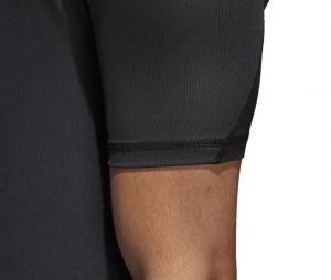 Maillot adidas Alphaskin Noir