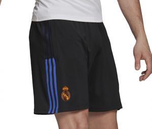 Short Entraînement Real Madrid Noir