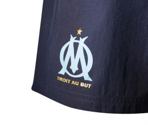 Pantalón corto OM Woven Azul