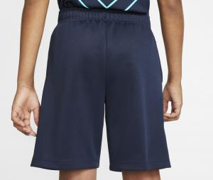 Short Nike Kylian Mbappé Bleu Junior