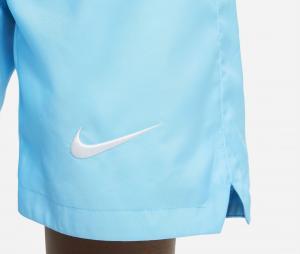 Short Barça Sportswear Bleu Junior