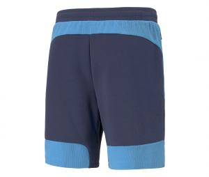 Pantalón corto OM Evostripe Azul