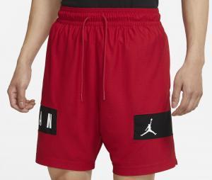Short Air Jordan Rouge