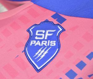 Maillot Entraînement Stade Français Aboupret Pro 5 Rose