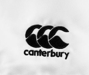 Short rugby Canterbury Base blanc