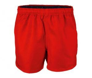Short Rugby Elite rouge