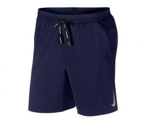 Short Nike Flex Stride Bleu