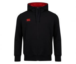 Veste à capuche Canterbury Noir